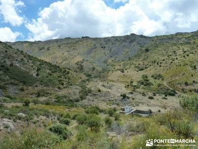 Descendiendo el Río Aceña; puente del 12 de octubre viajes a tu aire parques naturales de murcia
